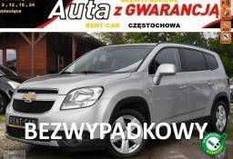 Chevrolet Orlando 2.0D*163PS*OPŁACONY Bezwypadkowy Klima*Serwis*VIP GWARANCJA24Miesiąc