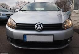 Volkswagen Golf VI 1.6TDi BLUEMOT COMFORTLINE 105KM KOMBI KLIMA NAVI