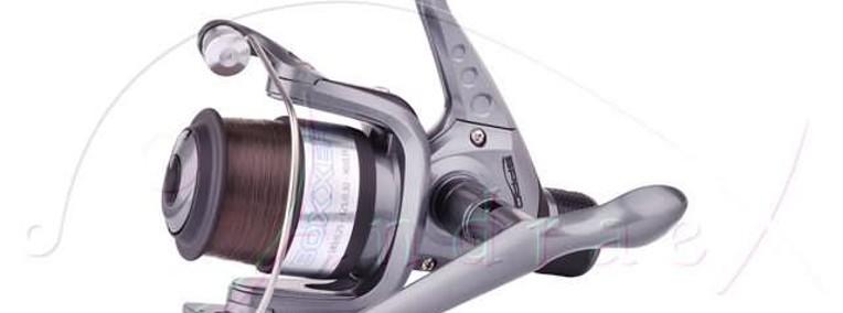 Kołowrotek SPRO BOXXER RD 140 z żyłką 0,25mm/200m ! 49 zł-1