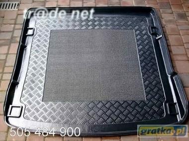AUDI Q7 od 2006 do 2010 mata bagażnika - idealnie dopasowana do kształtu bagażnika Audi Q7-1