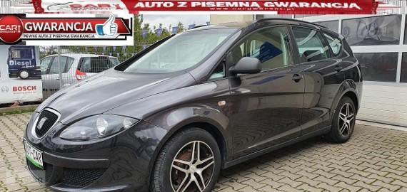 SEAT Altea XL 1.6 102KM alufelgi klimatyzacja opłacony gwarancja