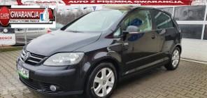 Volkswagen Golf Plus I 1.6 102 KM alu climatronic super stan gwarancja