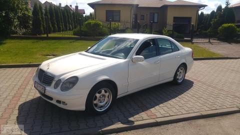Mercedes-Benz Klasa E W211 E 220 CDI
