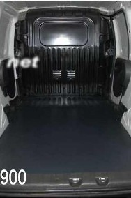 Ford TRANSIT CONNECT L2 dlugi 2 os. od 2005 do 2013 idealnie dopasowana mata bagażnika, gumowa Ford Transit Connect-2