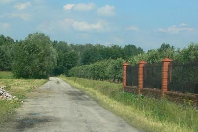 Działka budowlana Czarny Las