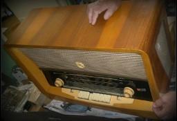 Radio Eroica z dwuzakresowym wskaźnikiem elektronowym EM80