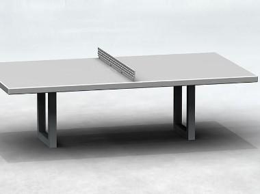 Stół betonowy do ping ponga na plac zabaw-1