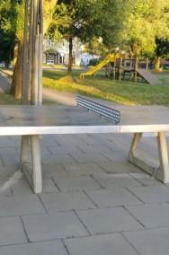 Stół betonowy do ping ponga na plac zabaw-2