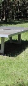 Stół betonowy do ping ponga na plac zabaw-4
