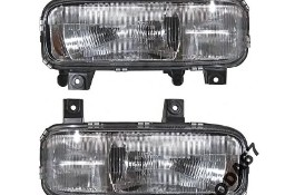 MERCEDES ATEGO 1998- REFLEKTOR PRZEDNI PRAWY LUB LEWY LAMPA Mercedes-Benz