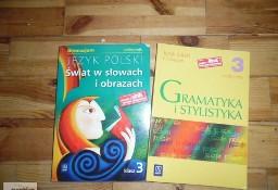 Świat w słowach i obrazach. Klasa 3, i gramatyka
