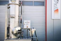 Filtry mokre spalin, przemysłowe - Skrubery