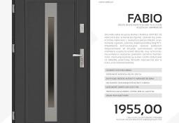 Drzwi stalowe SETTO model FABIO 68
