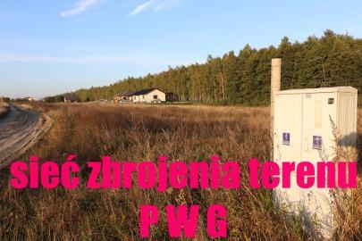 Działka budowlana Wymysłowo Wierzbiczany Okolica, ul. Przy Lesie ok. Jeziora