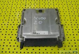 Komputer silnika Fiat Scudo 2.0 Jtd Fiat Scudo