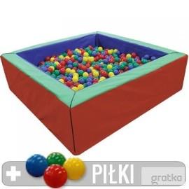 Suchy basen 200 cm + 3000 piłeczek gratis