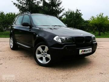 BMW X3 I (E83) 3.0d 4x4 Śliczny, SALONOWY! Super Zadbany!