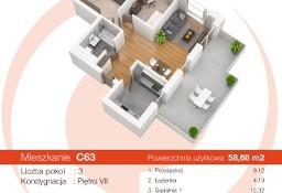 Nowe mieszkanie Wrocław Krzyki, ul. Gwiaździsta