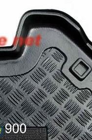 HONDA CIVIC hb 3/5d od 2006 do 2012 UFO z subwooferem mata bagażnika - idealnie dopasowana do kształtu bagażnika Honda Civic-2