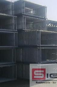 Rusztowanie Rusztowania Fasadowe Ramowe Elewacyjne - 200m2 - 2000m2-2