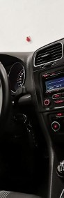 Volkswagen Golf VII 140KM Hatchback HIGHLINE Tempomat PDC+OPS Klimx2 Alu Zarejestr. Gwar-3