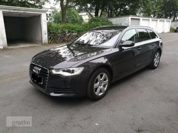 Audi A6 IV (C7) 2.0 TDI 177 KM , BEZWYPADKOWA, SALON AUDI