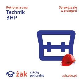 BHP za darmo w Żaku! Starogard Gdański