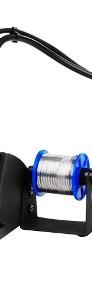 Stacja lutownicza hot air kolba podciśnieniowy chwytak lupa-3