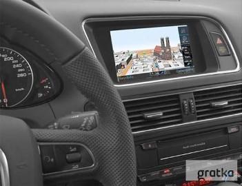 Aktualizacja Map Mapy Mapa Audi MMi 2G 3G 3GHDD 3GP Łódź P-Ce Warszawa