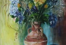 Kwiaty i filiżanki
