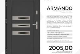 Drzwi stalowe SETTO model ARMANDO