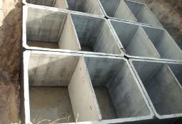 Szamba betonowe 4-12m3...