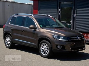 Volkswagen Tiguan I 2,0 TDI SPORT STYLE BEZWYPADKOWY, NAWIGACJA, ALU,C