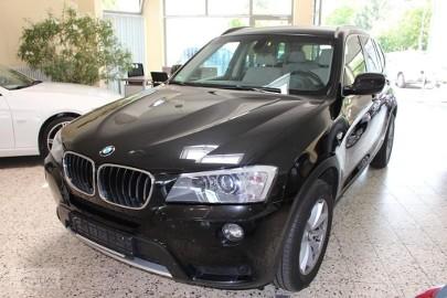 BMW X3 II (F25) xDrive 20d X-Line