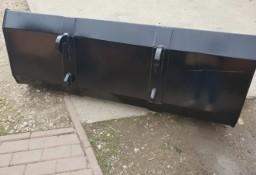 Łyżka szufla euro-ramka do tura ładowacza transport