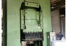 Prasa hydrauliczna 2400 ton