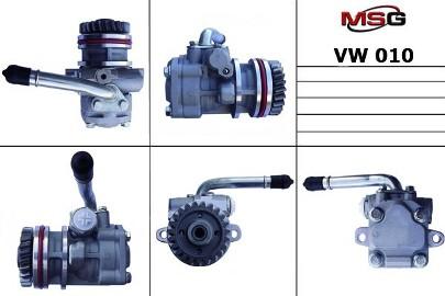 Pompa wspomagania hydraulicznego Vw Multivan, Vw Transporter VW010