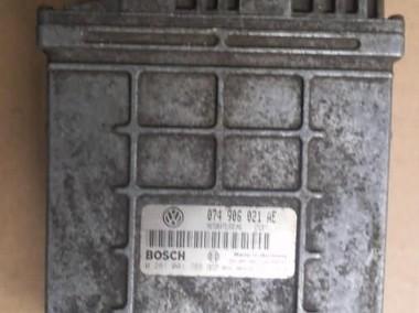 VW LT 2.5 TDI KOMPUTER STEROWNIK 074 906 021 AE,AN Volkswagen LT-1