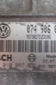 VW LT 2.5 TDI KOMPUTER STEROWNIK 074 906 021 AE,AN Volkswagen LT-3