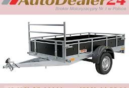 AutoDealer24.pl [NOWA FV Dowóz CAŁA EUROPA 7/24/365] 195 x 124 x 37 cm Neptun TRAILWOOD LUX N7-195 bois