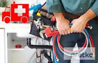 HYDRAULIK - podłączenie pralki, zmywarki, kranu, baterii 662-460-020