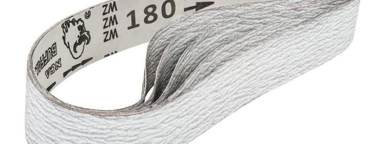 Taśmy szlifierskie 760 x 40 mm ziarnistość 180-1