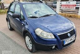 Fiat Sedici 1,6 4X4 zarejestrowany PL