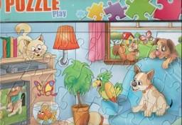 Puzzle 24 elementy.Kids.Mix. 3+
