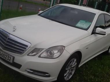 Mercedes-Benz Klasa E W212-1