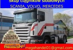 Scania 124 SKUP ciągników siodłowych Scania Volvo Mercedes