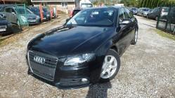 Audi A4 IV (B8) bezwypadkowy zadbany opłacony gwarancja do 12 mies