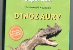 SuperQuiz Dinozaury Kapitan Nauka