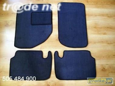 Chrysler Aspen od 2006r. najwyższej jakości dywaniki samochodowe z grubego weluru z gumą od spodu, dedykowane Chrysler-1