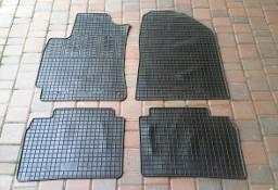 HYUNDAI ELANTRA VI od 2019 r. do teraz dywaniki gumowe wysokiej jakości idealnie dopasowane Hyundai Elantra